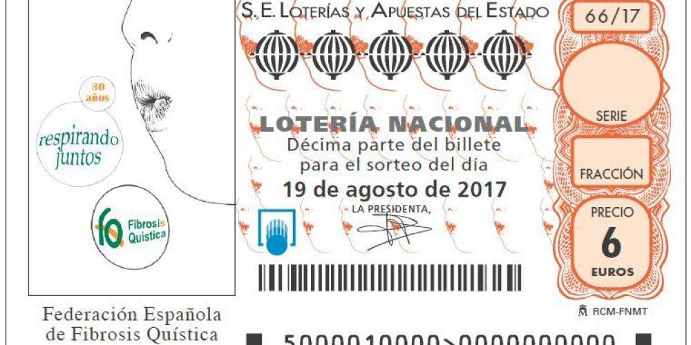 El 30 aniversario de la Federación Española de FQ, en la Lotería Nacional