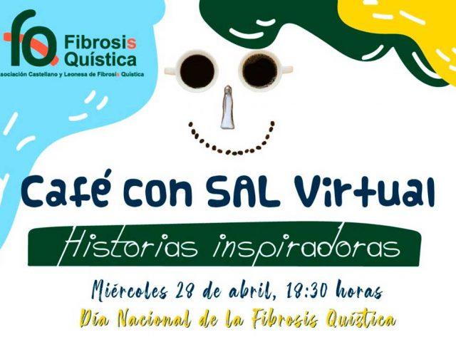 Café con Sal Virtual: Historias inspiradoras, con motivo del Día Nacional de la FQ