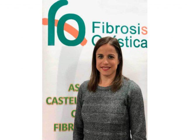 Miriam Aguilar, primera adulta con FQ que preside la Asociación Castellano Leonesa Contra la Fibrosis Quística