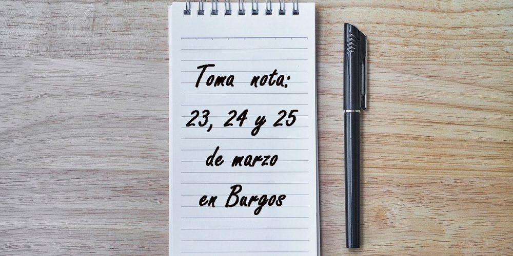 Próximos Encuentros Motivacionales y de Aprendizaje para Fiquis y Familiares en Burgos (23-25 marzo 2018)