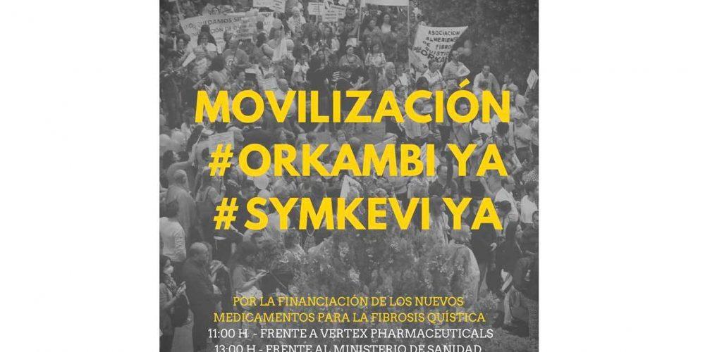 Nueva movilización #OrkambiYA #SymkeviYA