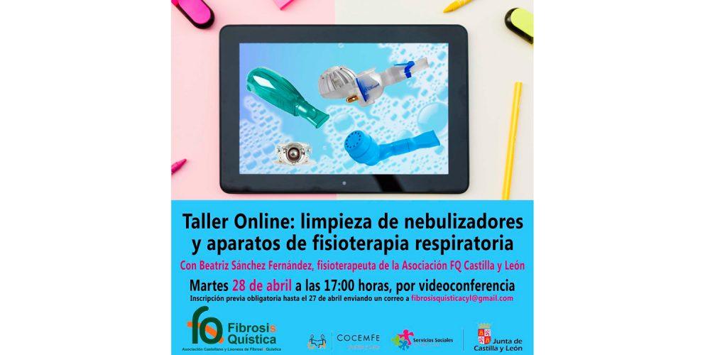 Segundo taller online con Beatriz Sánchez: aprende a limpiar tus aparatos correctamente