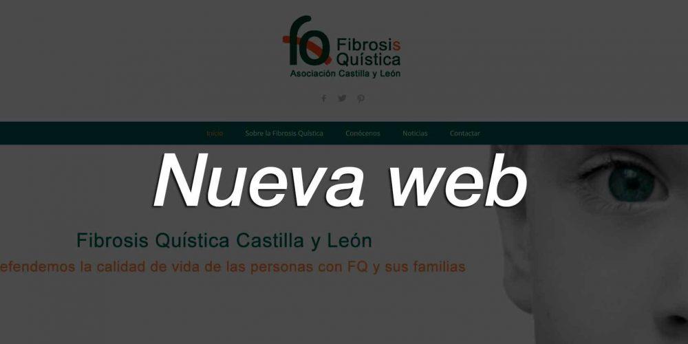 La Asociación Castellano Leonesa contra la Fibrosis Quística inaugura su nueva web