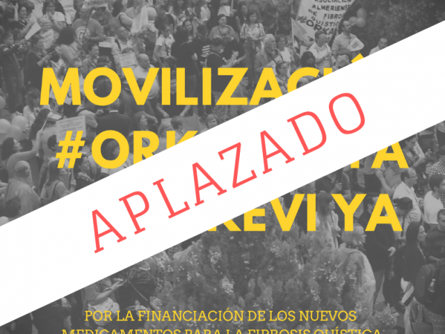 APLAZADA la movilización convocada para el 23 de marzo