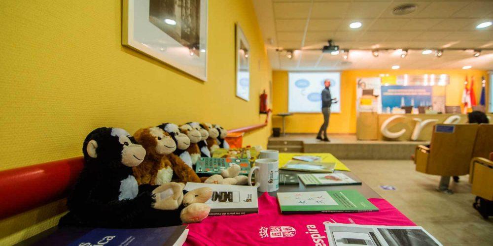 Divulgación, motivación y esperanza en el encuentro 'FQ, Deporte y Vida' de Burgos, organizado por la Asociación Castellano Leonesa contra la FQ